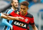 Guerrero é poupado e desfalca o Flamengo contra o Santa Cruz - Lucas Uebel/Gremio FBPA