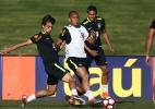 United sinaliza com proposta de R$ 110 mi pelo lateral brasileiro Fabinho - Lucas Figueiredo/Mowa Press