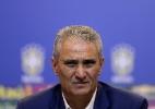 Tite convoca seleção pela 1ª vez com 7 campeões olímpicos e 3 novidades - Ueslei Marcelino/Reuters