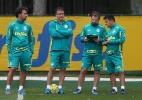 O que o Palmeiras perde com as saídas dos homens fortes de Cuca - Cesar Greco/Fotoarena