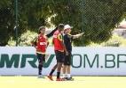 Aguirre vai poupar Pratto e mais três do Atlético-MG contra o Figueirense