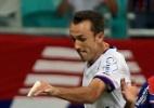 Por Thiago Ribeiro, Santos tem opção de compra de dois jogadores do Bahia