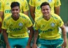 Promessas do Palmeiras lutam pra passar de ano e treinam de van ou carona