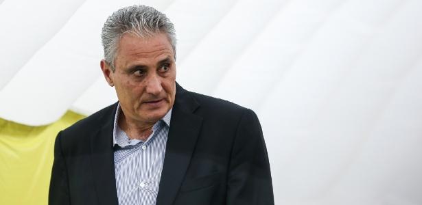 Tite destaca confronto direto com o Grêmio na quarta-feira