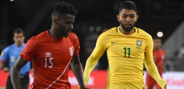 Copa América - Peru vence e elimina o Brasil na primeira fase da Copa América Centenário
