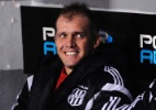 Eduardo Baptista encaminha acerto com o Palmeiras