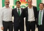 Em reviravolta, Betis anuncia contratação de Leandro Damião - Divulgação/Betis