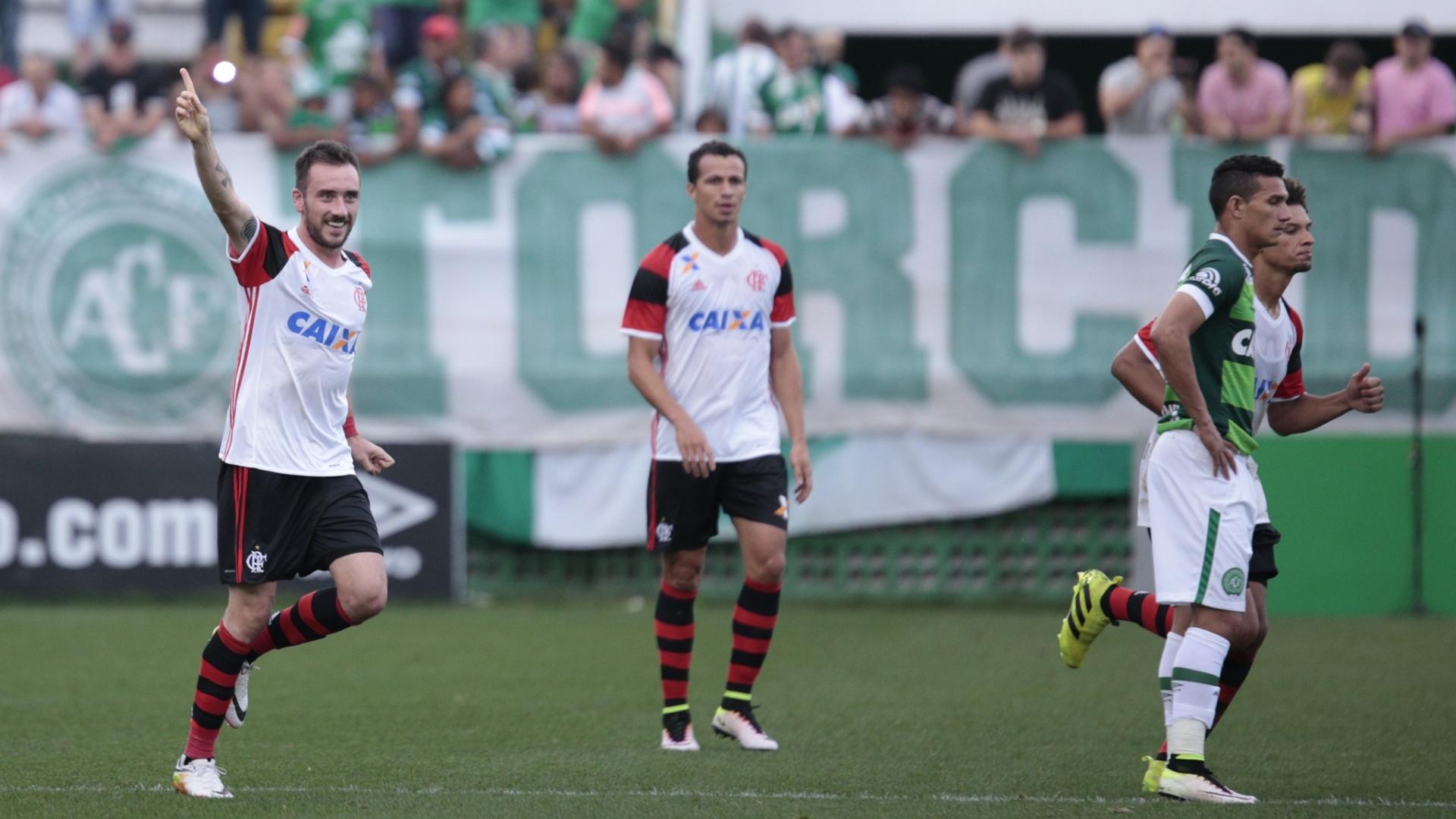 Mancuello e Leandro Damião: dois destaques do Flamengo no Campeonato Brasileiro