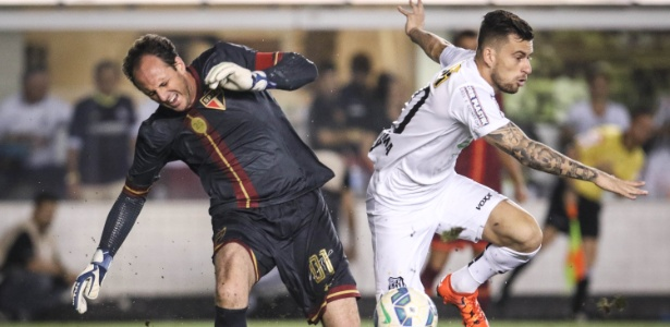 Rogério não disputa uma partida desde o dia 28 de outubro