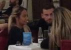 Beijo de irmã de Neymar e L. Lima tem triângulo amoroso como pano de fundo