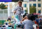 Em corrida morna nas ruas de Baku, Rosberg vence de ponta a ponta - Dan Istitene/Getty Images