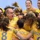 De olho na medalha: Esqueça 2015. Handebol do Brasil se fortaleceu e lutará por pódio - AFP PHOTO / JONATHAN NACKSTRAND