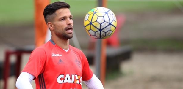 Diego surpreendeu em estreia e jogará 90 minutos pela 1ª vez no Fla