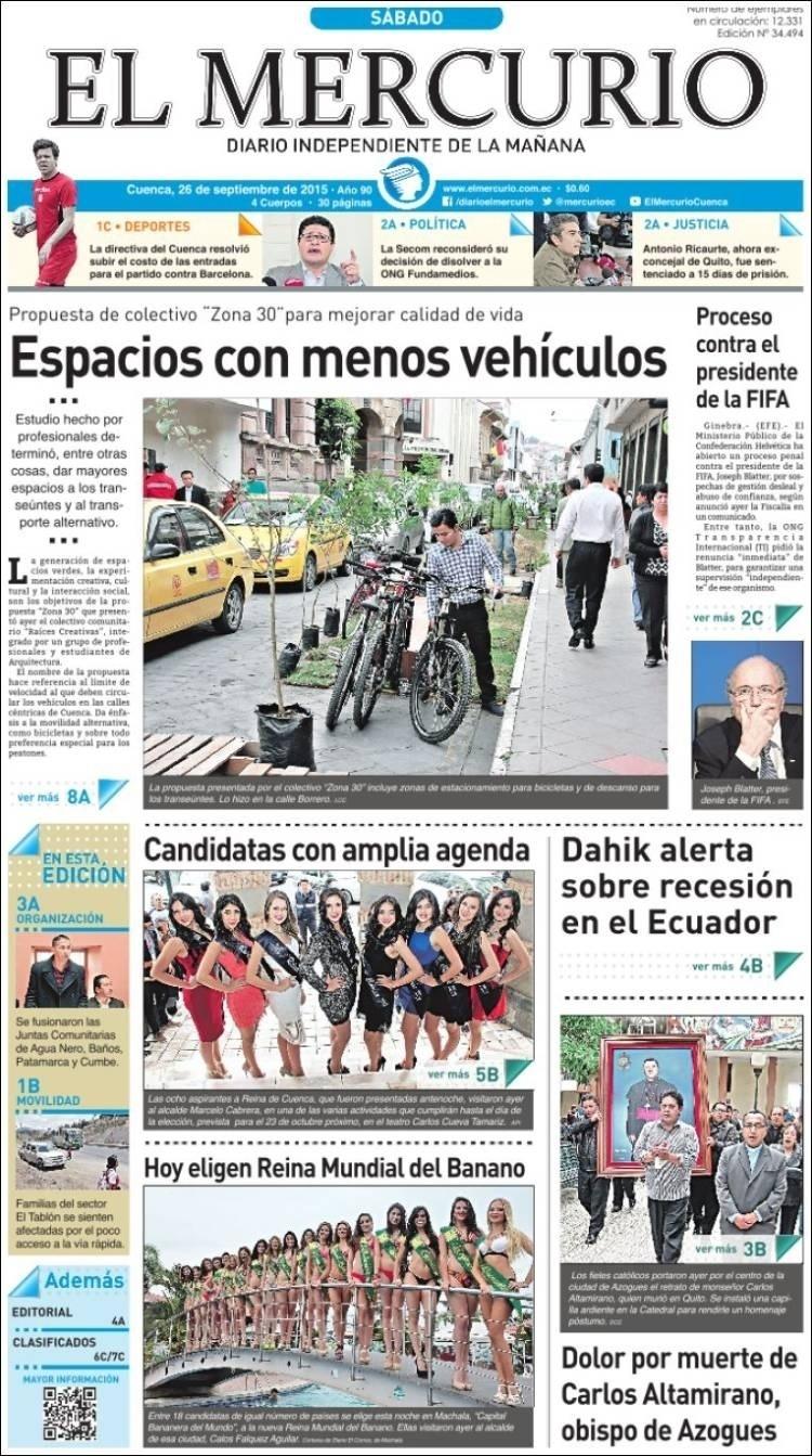 El Mercurio (Equador):
