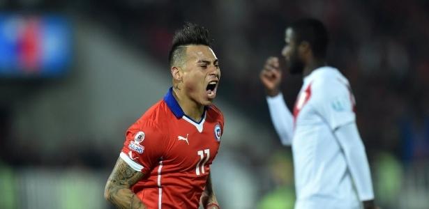 Chile é o atual campeão da Copa América