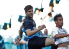 Novo xerife do Grêmio fica surpreso com chance no Brasil e se diz adaptado