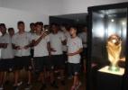 Museus, oficinas, curso de inglês...Vasco oferece projeto cultural à base