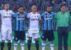 Final da Copa do BR é marcada por homenagens à Chape antes de a bola rolar - Reprodução/Globo