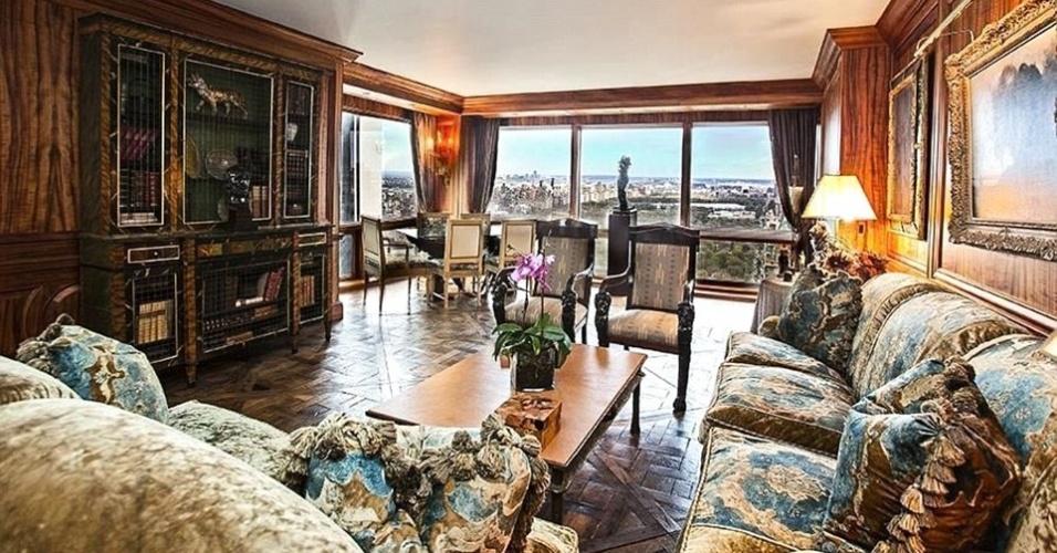 Luxuoso apartamento comprado por Cristiano Ronaldo em Nova York