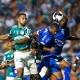 Falta de controle da bola complica defesa do Palmeiras