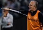 """Apesar do placar, Dorival nega jogo fácil contra SP: """"tivemos dificuldades"""" - Eduardo Anizelli/Folhapress"""