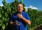 Galvão Bueno, o embaixador do vinho - Galvão Bueno é dono de uma fazenda de uvas em Candiota, cidade da Campanha Gaúcha. A região investe para se tornar um polo no turismo de vinhos