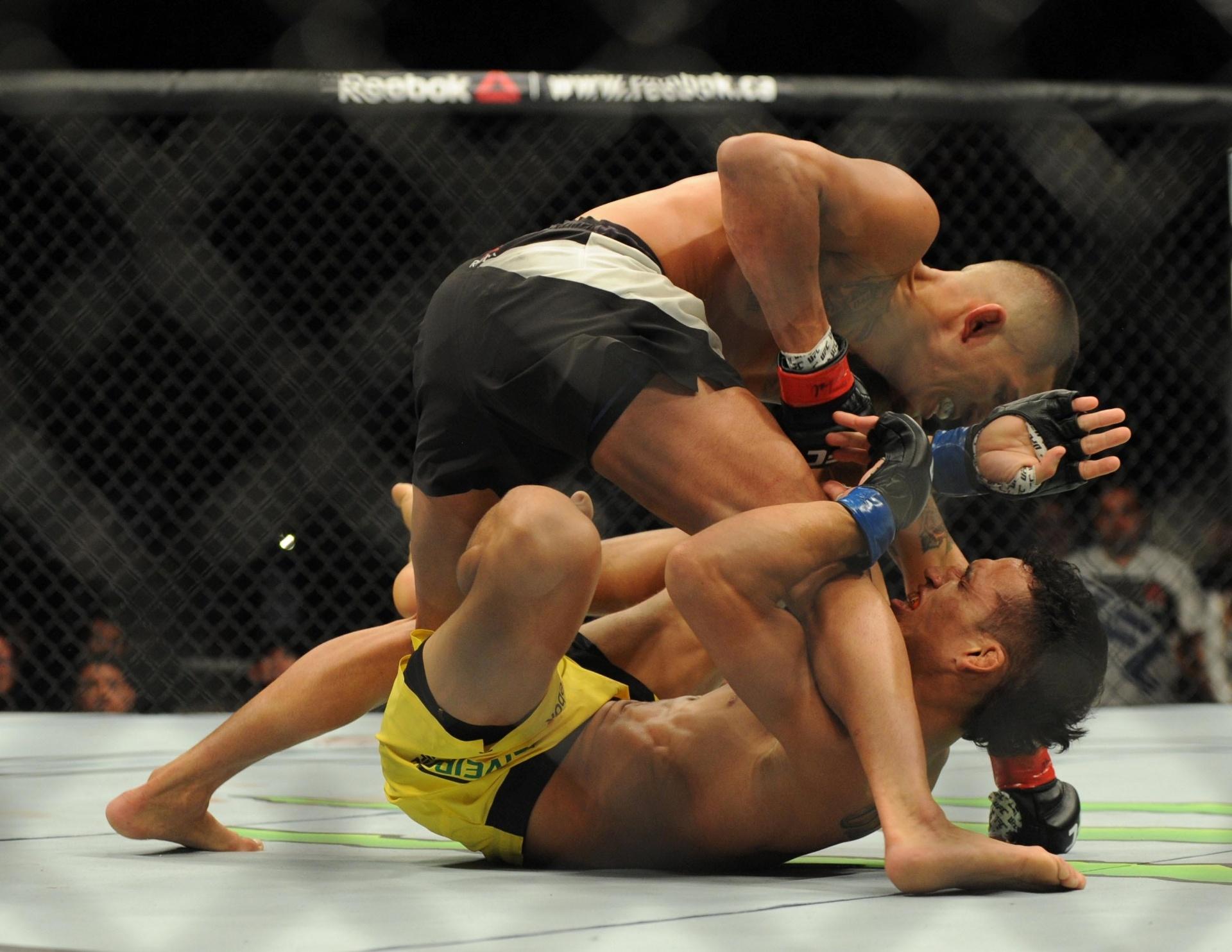 Anthony Pettis encara Charles do Brox, no UFC Canadá