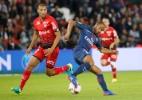 Gols sem Ibra e confiança do técnico: o grande momento de Lucas no PSG - Gonzalo Fuentes/Reuters