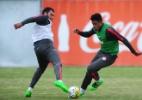 Argel fecha treino e deixa dúvida no Inter para pegar o Atlético-PR - Ricardo Duarte/Divulgação SC Internacional