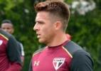 Estreante na seleção, Buffarini admite ansiedade antes de conhecer Messi