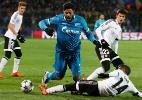 Hulk diz 'sim' a chineses e espera Zenit para negócio de R$ 200 milhões