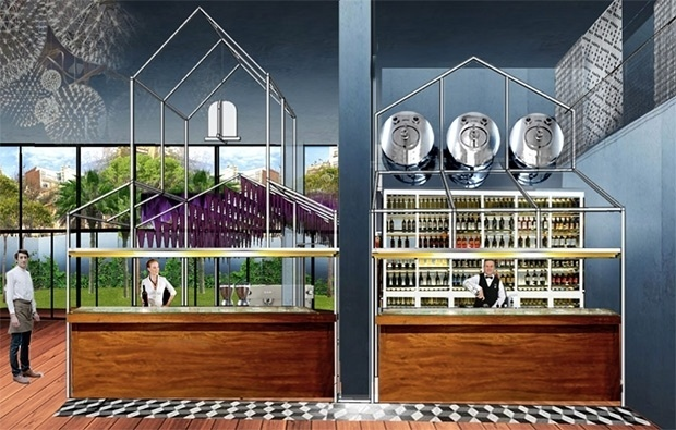 Leo messi to open a new restaurant in central barcelona for El bellavista del jardin del norte