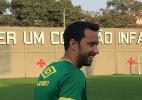 Nenê nega possível saída do Vasco em vídeo para torcedores; assista