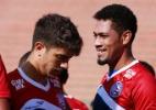 Bahia se reapresenta sem Edigar Júnio e Hernane, ambos machucados