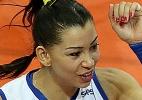Rexona-Sesc luta, mas cai no tie break para Eczacibasi - Rouelle Umali/Xinhua