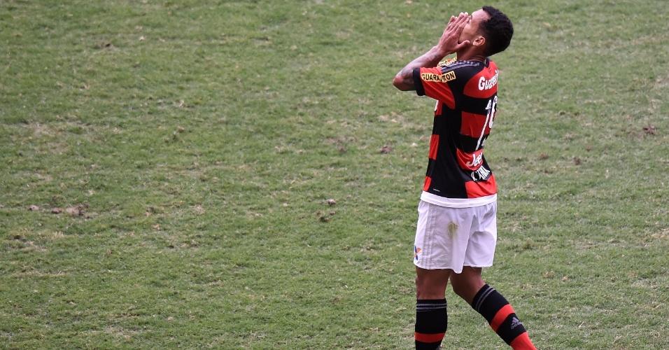 Alan Patrick lamenta chance perdida no duelo entre Flamengo e Inter