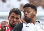 Lucão admite erro no gol do Corinthians e pede desculpas à torcida