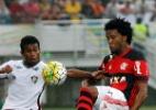 Vaz e Arão sofrem na web com vascaínos e botafoguenses após falhas pelo Fla - Nelson Perez / Site oficial do Fluminense