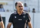 Com duas mudanças, Atlético-MG termina preparação para pegar o Flamengo