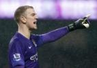 Descartado por Guardiola, Hart pode parar em outra equipe inglesa, diz TV - Andrew Yates/Reuters