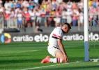 Pressionado após invasão em CT, São Paulo empata sem gols com Coritiba - Robson Ventura/Folhapress