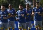 Cruzeiro anuncia meio time em 20 dias e vive dilema para encaixar a equipe - Washington Alves/Light Press/Cruzeiro
