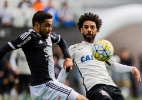 """Cristian não joga a toalha no Corinthians: """"Temos condição de ser campeão"""" - Adriano Vizoni/Folhapress"""