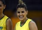 Mari Paraíba assina com time da Suíça e jogará na Europa pela 1ª vez - HECTOR RETAMAL/AFP
