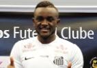 Joel não comemora gol por reprovar sua atuação em vitória do Santos - Ivan Storti/ Santos FC