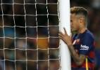 Neymar tem pior média na farra de gols de trios de Barça e Real na Espanha