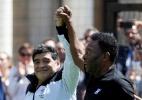 Maradona não se rende a Messi e reitera falta de liderança do camisa 10