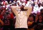 Em noite de festa, Cavs abrem temporada da NBA com vitória sobre Knicks - Ezra Shaw/AFP