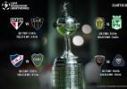 Conmebol anuncia data e horário de São Paulo x Atlético-MG na Libertadores