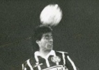 Maurílio encarou vaias para brilhar no Palmeiras. Agora, é técnico de zebra